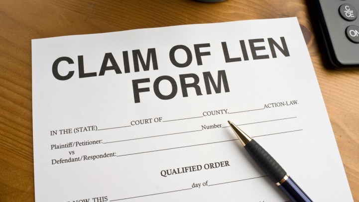 Contractor's Licenses and Lien Rights